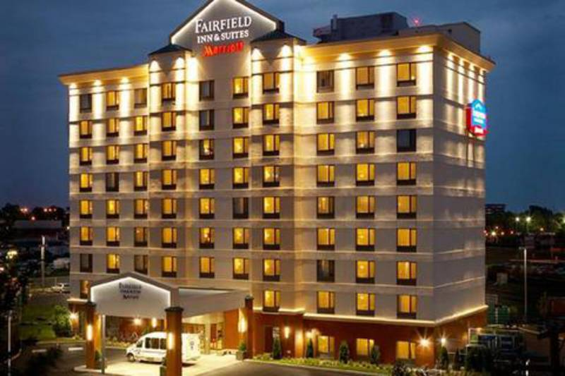 Exterieur Marriott Fairfield Inn Chambre