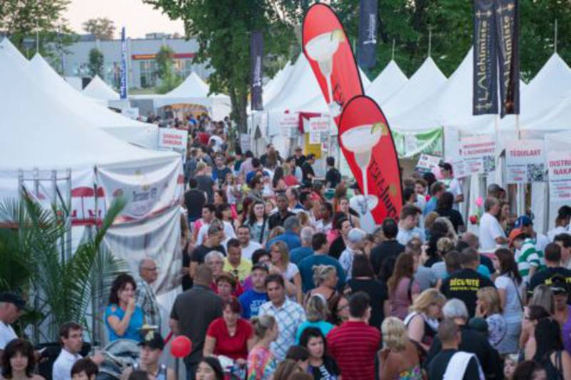 Fêtes gourmandes internationales de Laval