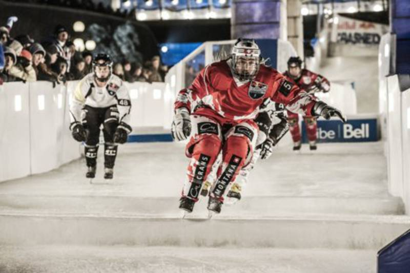 Red Bull Crashed Ice à Québec