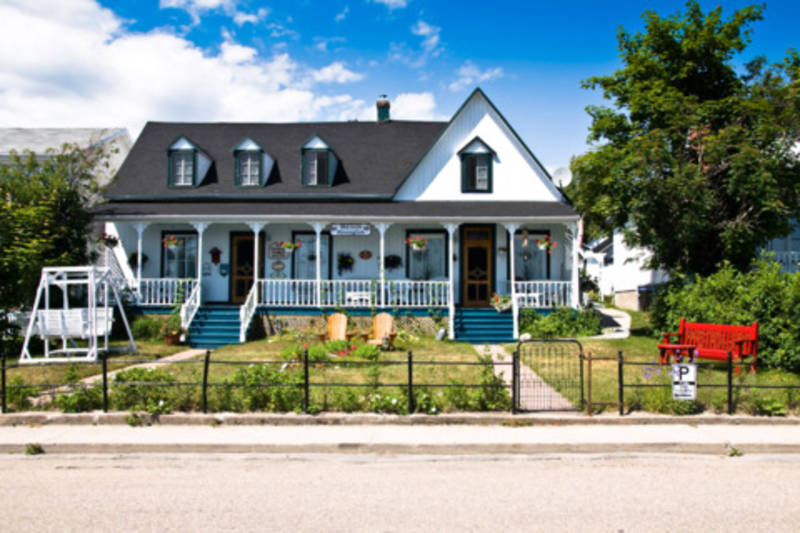 G te la maison hovington bed and breakfasts tadoussac - Les plus belles maison du monde ...