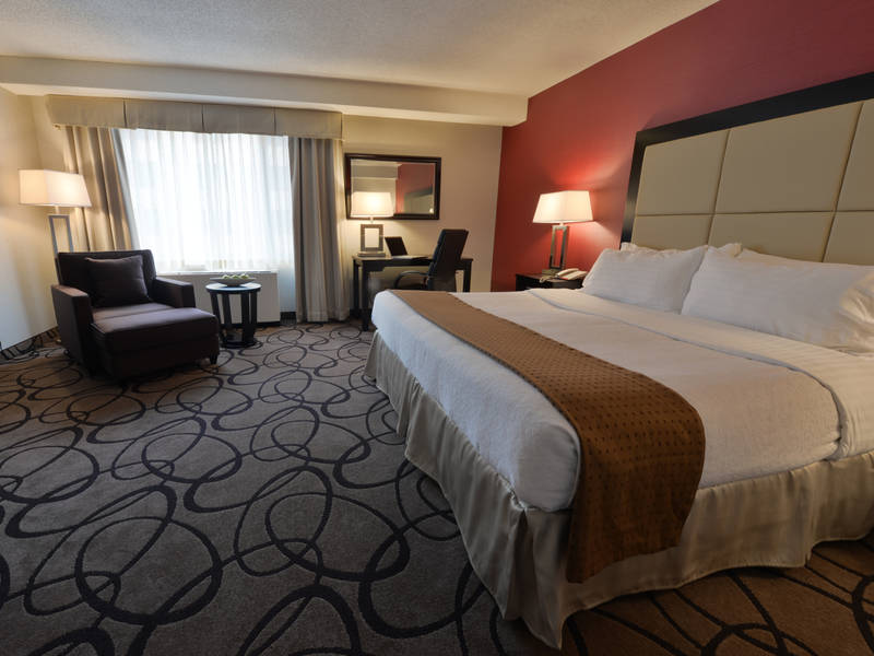 Htel Holiday Inn Montral CentreVille Hotels Montral Downtown