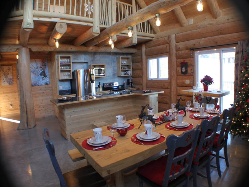 Chalet Bois De Coeur | Bed and breakfasts Saint-Côme | Lodging ...