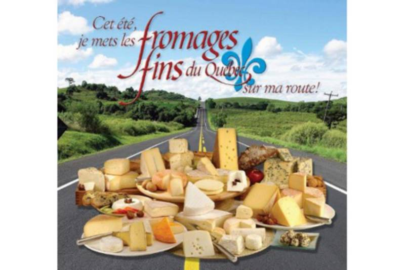 Fromages sur ma route