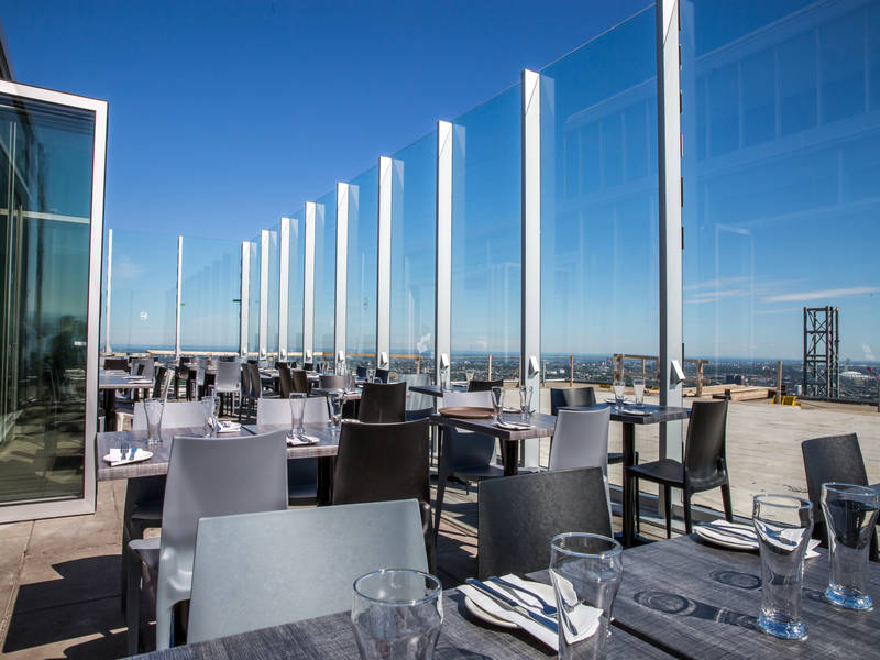 Restaurants Downtown Montreal With Terrace