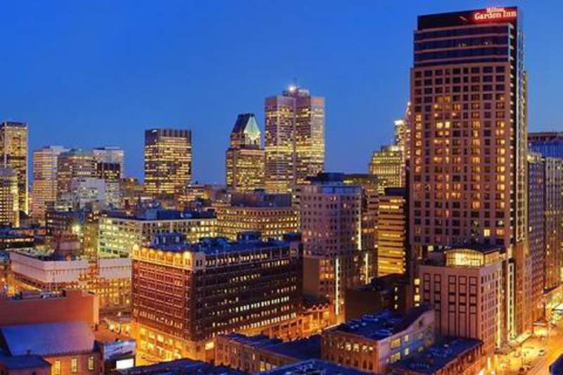 Hotels Near Bell Centre Montreal Quebec