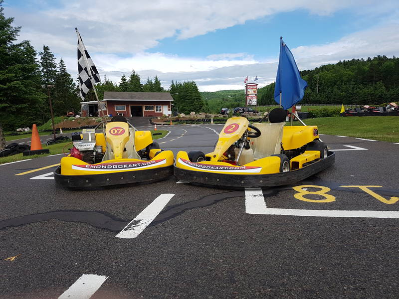 Emond go kart 4 saisons autodromes and karting centres for Go kart interieur quebec