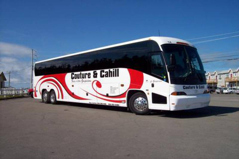 Couture cahill coach cie guided tours grande rivi re for Couture a tours