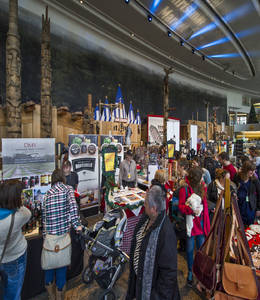 The Canadian Museum of History's Christmas Market