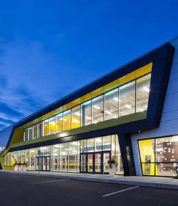 Sherbrooke Exhibition Centre