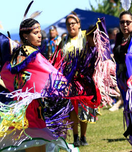 Great Gathering of First Nations (Pow wow) of Mashteuiatsh