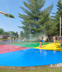 Camping Plage Paquet inc