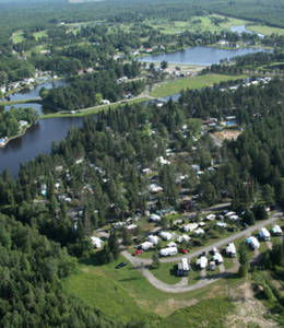CAMPING PLAGE PAQUET