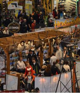 National Outfitters' Hunting and Fishing Show - Laval