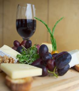 Wine and cheese cruise