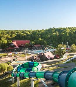 Mont Cascades Mountain Waterpark