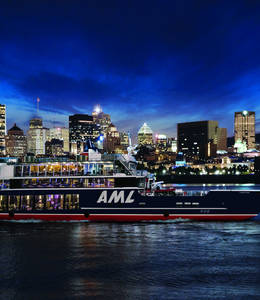 Signature Dinner Cruise (Montréal)