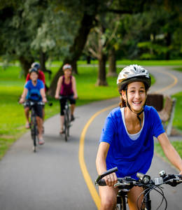 Cycling - Capital Pathway