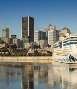 Cruise the Saint Lawrence