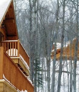 BLUEBERRY LAKE RESORT - CHALET DALAL