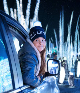 Illumi - A Drive-Through or on foot World of Lights