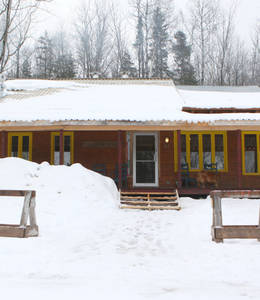 Le Bistreau d'érable - Culinary Space In the Making - The sugar shack meal and maple syrup production