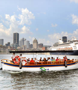 The Lachine Canal Tour Cruise