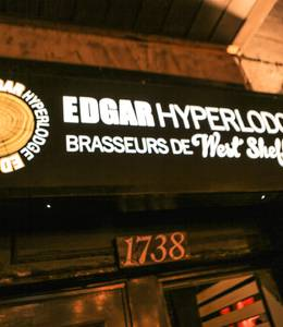 Edgar Hyperlodge Montréal
