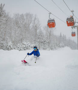 Mont-Sainte-Anne Four-Season Resort