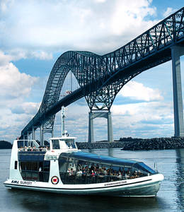 Guided Sightseeing Cruise (Trois-Rivières)