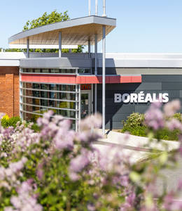 Boréalis - Centre for the history of the paper industry