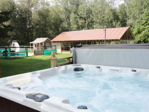 Spa et terrain de hockey