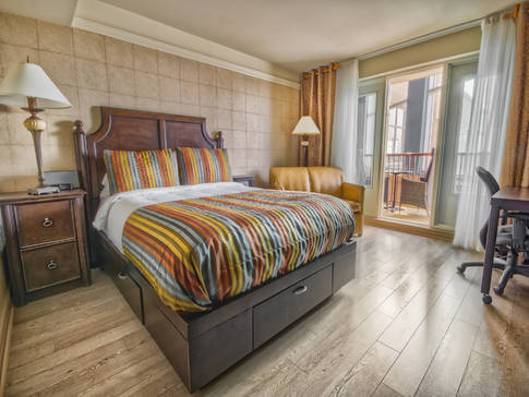 Hotel Quebec Chambre