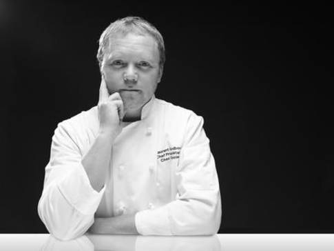 Chef Laurent Godbout