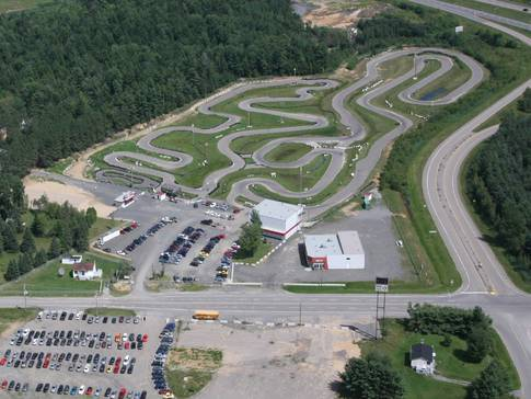 Karting trois rivi res autodromes and karting centres for Go kart interieur quebec