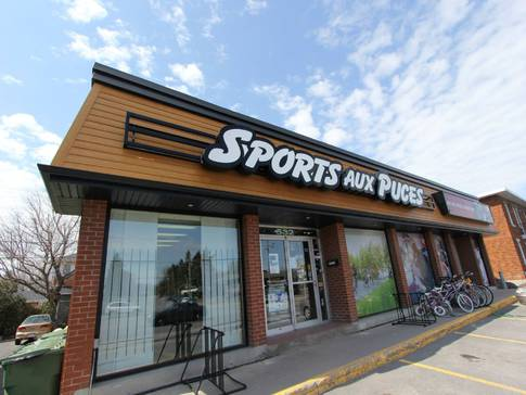 Sports aux Puces Saint-Jean