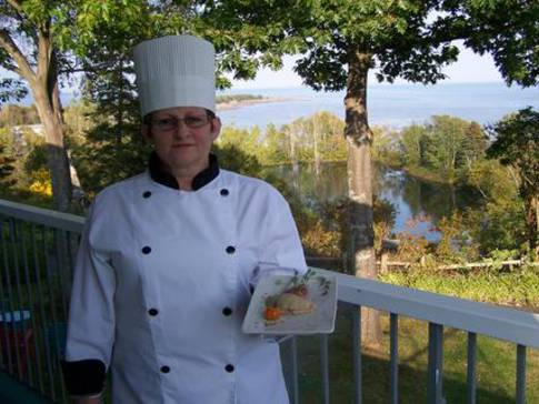 Chef Louiselle Dufour