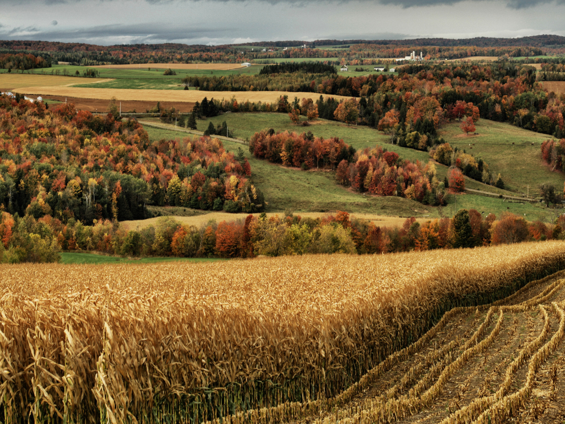 Photo Discovery Circuits Of The Coaticook Region Eastern