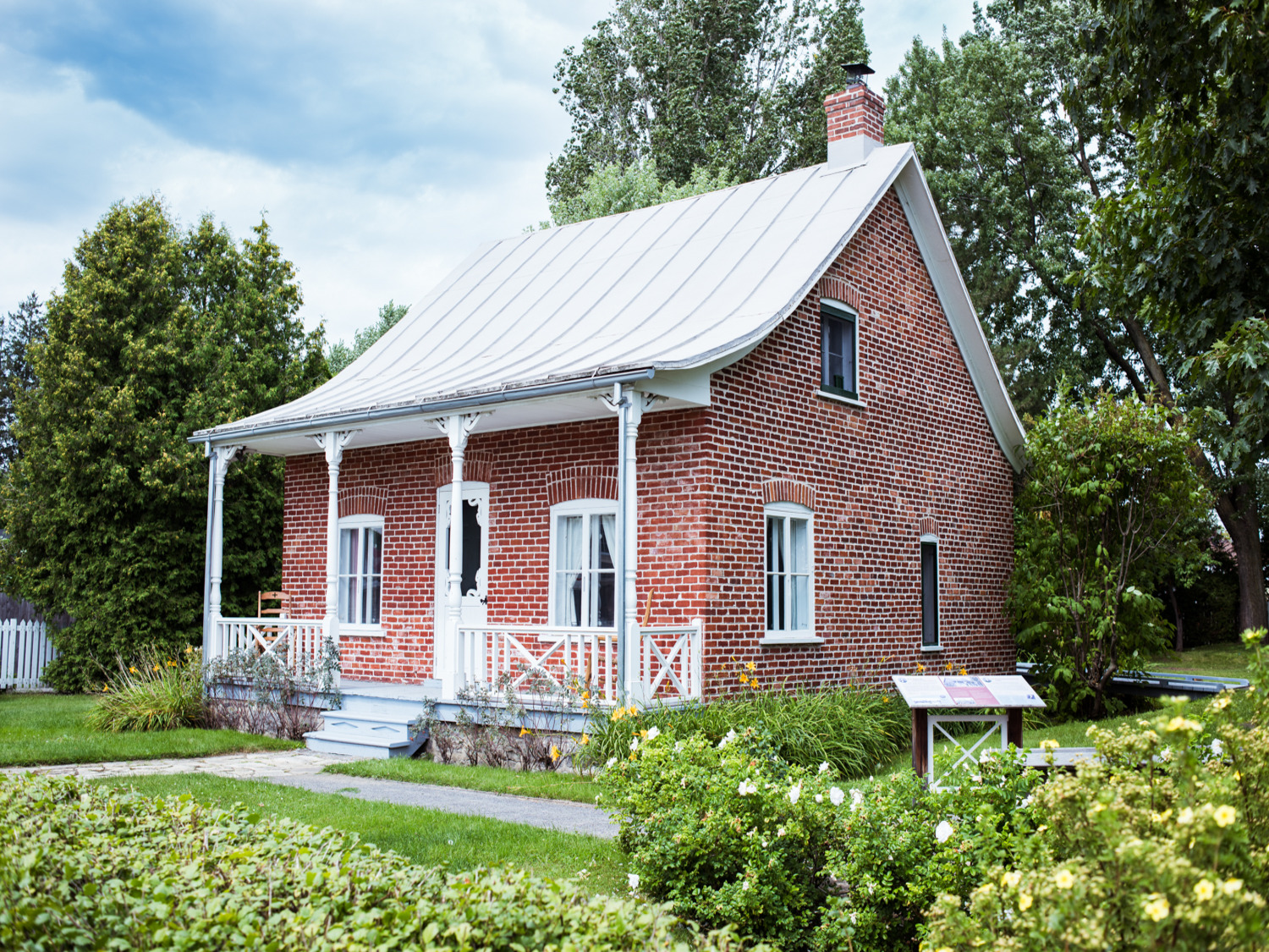 Sir wilfrid laurier national historic site museums and historic sites saint lin laurentides québecoriginal
