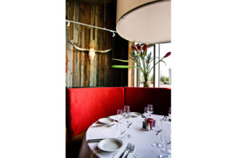 Rouge Boeuf banquette