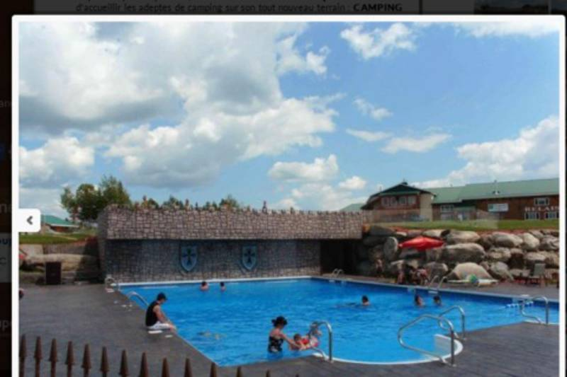Camping le Chevalier