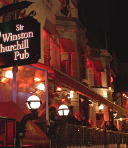 Complexe Sir Winston Churchill Pub