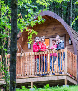 CAMPING MONT EXPÉRIENCE HEREFORD