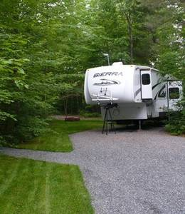 CAMPING VÉLO BROMONT