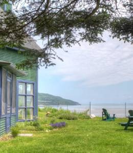 LES IMMEUBLES CHARLEVOIX COURTIER - CODE 146