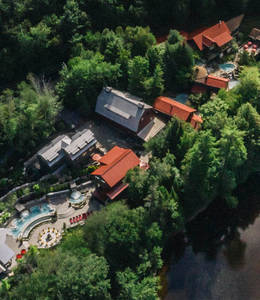 Scandinave Spa Mont-Tremblant