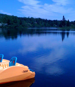 CAMPING LAC BELLEMARE