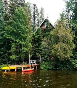 CHALET RELAXE AU LAC
