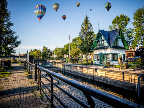 Canal de Chambly