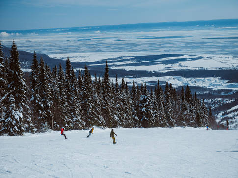 Ski-Snow Mont-Sainte-Anne
