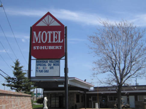 Grand Motel St-Hubert